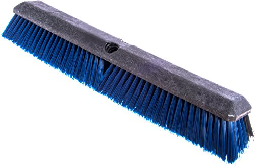 Carlisle 4188100 Sparta Commercial Broom Head, 24'' (Pack of 12) by Carlisle