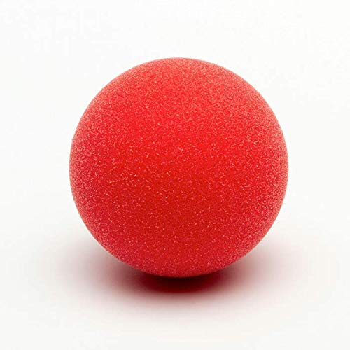 Table Soccer Foosball Table Replacement Foosballs - Official Tournament Game Ball- Red Tabletop Balls (20 Pack, Red)