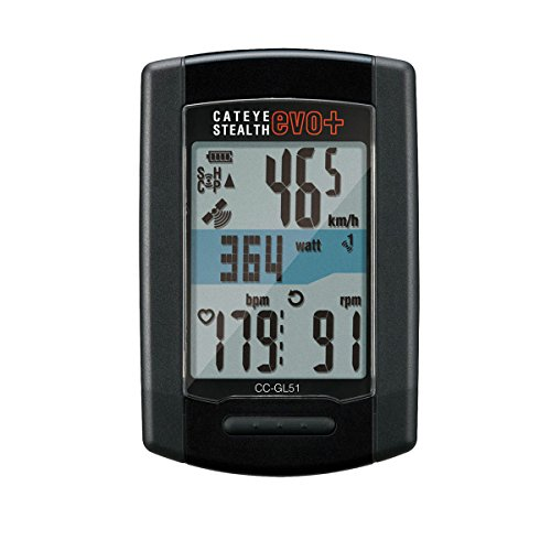 CatEye Stealth Evo+ GPS 2016