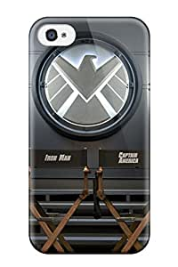 Minnie R. Brungardt's Shop Excellent Iphone 4/4s Case Tpu Cover Back Skin Protector Avengers