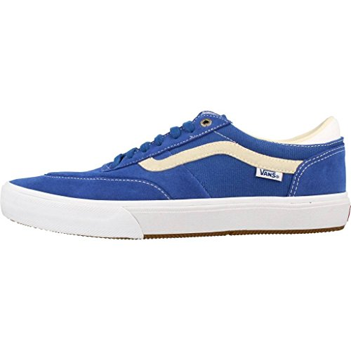 2 Gilbert White Pro' Crockett Vans White Black Delft qEdOxX