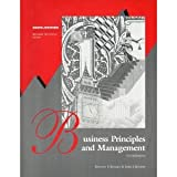 Business Principles and Management, Burrow, James L. and Everard, Kenneth E., 053862468X