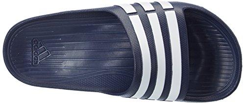New Blau Navy New Unisex Duramo Slide Erwachsene Navy Zehentrenner White adidas xnUFqOwz