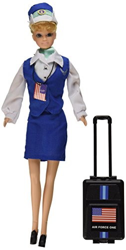 Daron Air Force One Flight Attendant Doll