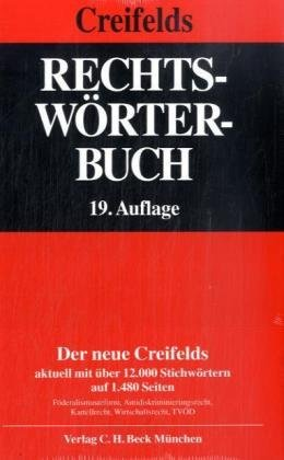 Download Rechtsworterbuch Pdf Carl Creifelds Greatfitacor