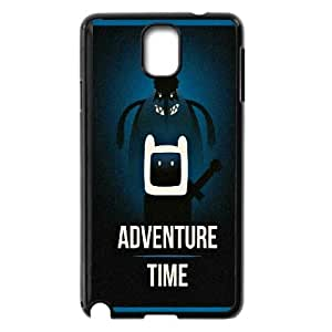 DIY Printed Adventure Time cover case For Samsung Galaxy Note 3 N7200 BM7599435