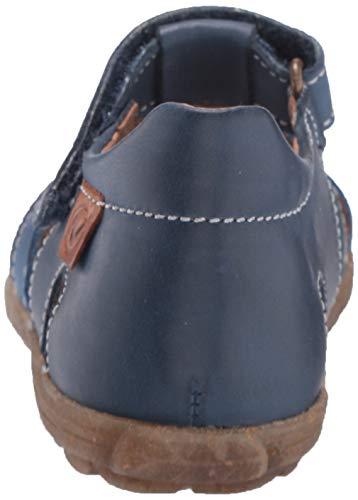 Naturino Boys See Gladiator Sandals, Multicolour (Navy/Azzurro/Celeste 1c53), 7 UK 7UK Child by Naturino (Image #2)