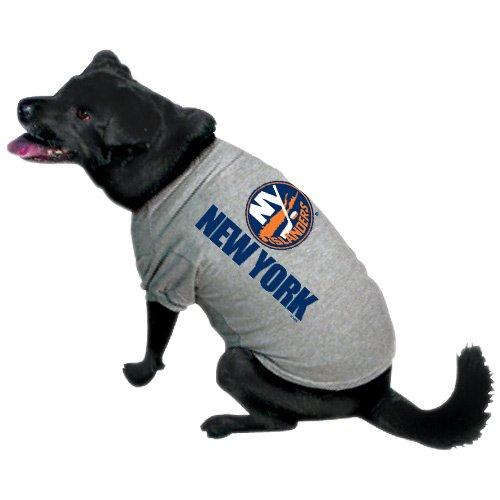 Hunter Mfg. LLP NHL New York Islanders Pet T-Shirt, Team Color, Medium