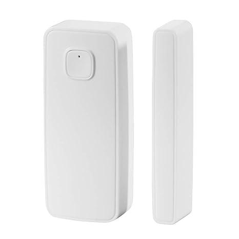 Youlala Sensor de Puerta o Ventana,App Inteligente para el Sensor de WiFi,Compatible