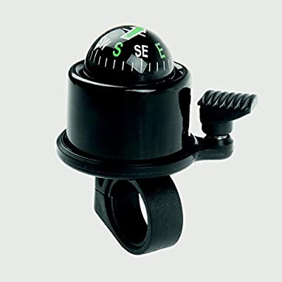 Ventura Aluminum Compass Bicycle Bell by Ventura