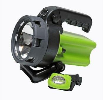 Smart Gear Cordless Road Spotlight with Bonus LED (Heavy Duty Cordless Spotlight)