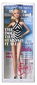 Barbie Sports Illustrated Swimsuit Issue 2014 Collectors Edition Doll