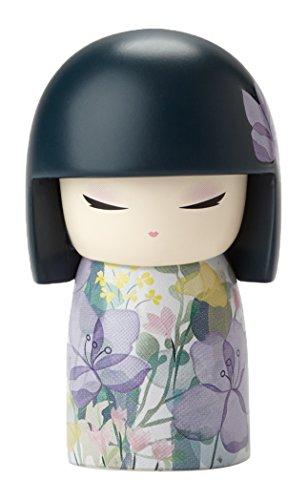 Enesco kimmidoll Natsuko Blessed Stone Resin Mini Doll Figurine, 2.17