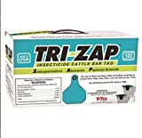 Tri-Zap Y-Tex 1625003 100 Count Per Box Insecticide