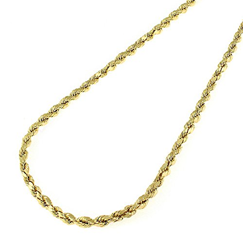Yellow Womens Solid Diamond Necklace product image