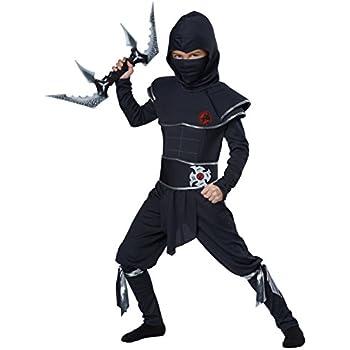 California Costumes Ninja Warrior Child Costume, Small
