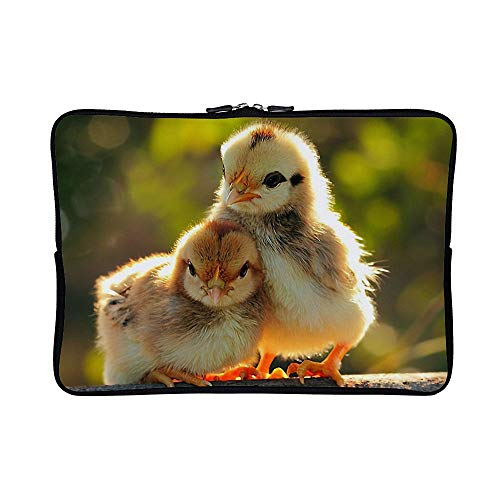 DKISEE Abstract Cute Animal 25 Neoprene Laptop Sleeve Case Waterproof Sleeve Case Cover Bag for MacBook/Notebook/Ultrabook/Chromebooks