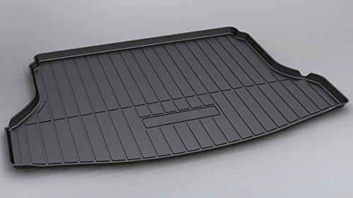 Rear Cargo Nissan Mat (Kaungka Cargo Liner Rear Cargo Tray Trunk Floor Mat Waterproof Protector for 2014-2018 Nissan Rogue SV S SL)