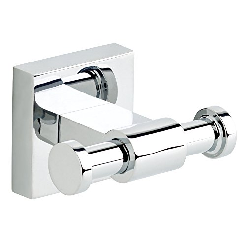 Franklin Brass MAX35-PC Maxted Robe Hook, Polished Chrome - Chrome Brass Hardware
