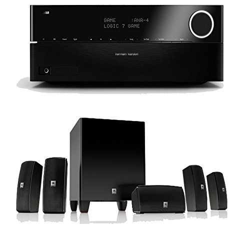 harman kardon avr 2700 7 1 channel networking home theater. Black Bedroom Furniture Sets. Home Design Ideas