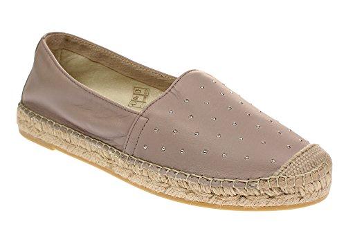 Vidoretta 00810 - Damen Schuhe Espadrilles Freizeitschuhe - Topo