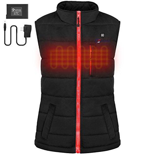 Insulated Lightweight Vest - 1