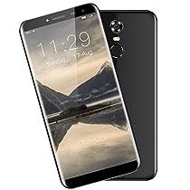 Cellulari Vivavoce 4G 5.5pollici Oukitel C8, Relación di effetto di 18: 9, Android 7.0, Batteria 3000mAh, 2GB RAM 16GB ROM, fotocamera da 5MP + 13mp, Dual SIM)