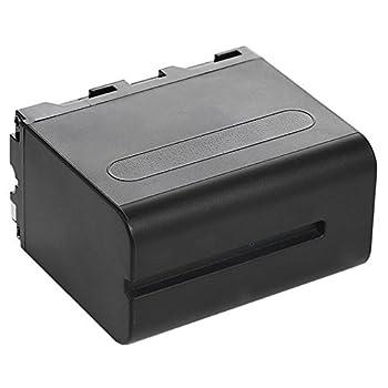 Kastar Battery (1-pack) For Sony Np-f970 Np-f960 F970 F960 F975 F950 & Dcr-vx2100 Hdr-ax2000 Fx1 Fx7 Fx1000 Hvr-hd1000u V1u Z1p Z1u Z5u Z7u Hxr-mc2000u Fs100u Fs700u & Led Video Light 2