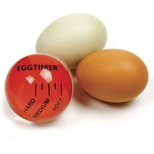 Norpro Egg Timer - Egg Rite Timer Boiled Egg Perfect Cooker Color Changing Round - Norpro 5903