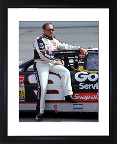 (Picture Favourites Dale Earnhardt sr (Nascar) #1 Framed Photo)
