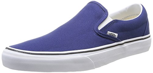 Twilight Deporte Blue White Azul canvas U Classic True Zapatillas Unisex de de Vans zAwpa