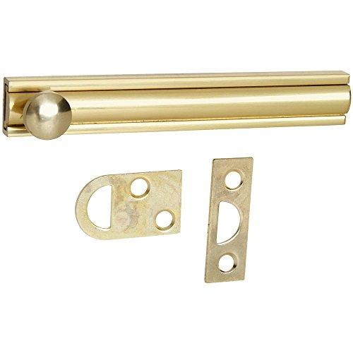 National Hardware N197-988 V1922 Flush Bolt in Solid - Doors For Flush Bolts