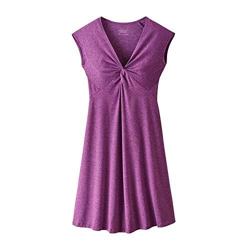 Seabrook S W' Vestito Patagonia Donna Bandha ikat Viola Purple 5ETfSwqp