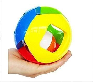 AMIIBO Bebé mano atrapando pelota 0-1 años de edad sonajero ...