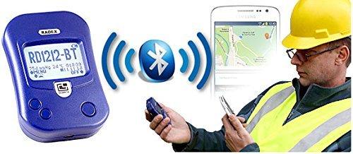 RADEX RD1212-BT Advanced Radiation Detector, Geiger Counter, Dosimeter w/ Bluetooth
