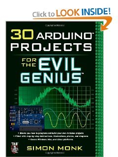 Read Online 30 Arduino Projects for the Evil Genius [PB,2010] PDF
