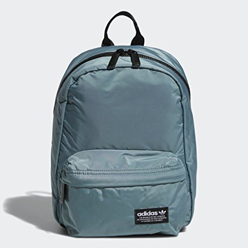Adidas Originals National Compact Backpack, Med Green, One Size