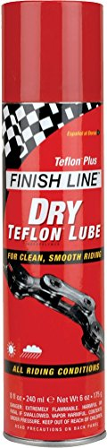 Finish Line Dry Teflon Plus Lube Spray ()