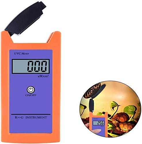 RGM-UVC爬虫類、UV放射計付き紫外線放射計高精度UV照度計UVC明度測定ツール