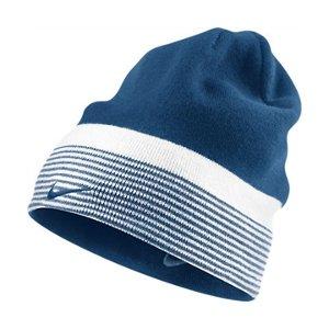 Nike Snowboard Reversible Blue Beanie Winter Sport Snow Hat Men OS ... 7d2fa1a3cbb