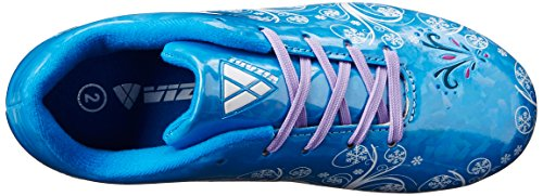 016add3205eb Vizari Frost Soccer Cleat (Toddler/Little Kid), Blue/Purple, 11 M US ...