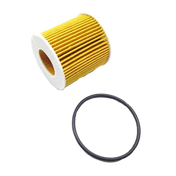 LAKSHMINARAYAN SALES CAR ENGINE OIL FILTER COMPATIBLE WITH POLO PETROL 1.2 (2012 TO 2014)