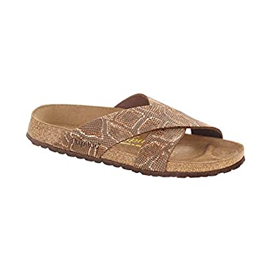 Vvfamily Women S Cork Slide Sandals Comfort Elastic Shoes