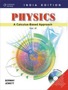 Physics: A Calculus-Based Approach, Volume 2 {With Cd-Rom}