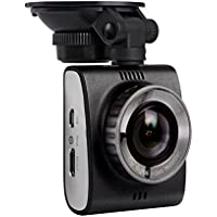 AUSDOM Dashboard Camera Recorder - Dash Cam Car DVR with 180 Degree Wide Angle Lens, Super Night Vision, G-Sensor, and Parking Monitor