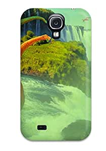 High Quality Dinosaur Case For Galaxy S4 / Perfect Case