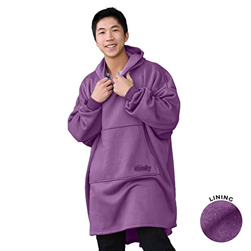 THE COMFY | Oversized Sweatshirt Hoodie, One Size Fits All, Shark Tank (The Best Of Frank Zappa 2019)