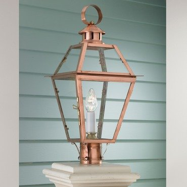 Norwell Lighting 2250 Old Colony Copper Single Light 22