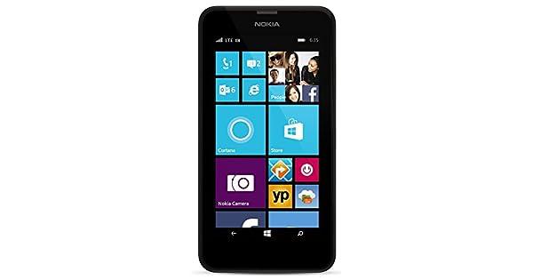 Amazon.com: Nokia Lumia 635 desbloqueado teléfono GSM ...