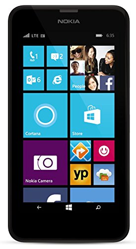 Nokia Lumia 635  At T Go Phone  No Annual Contract